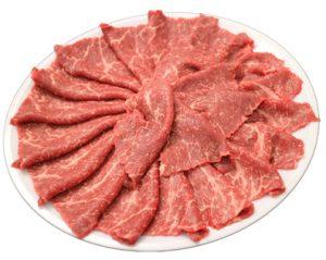 九州産牛肉切り落とし500g(250g×2)