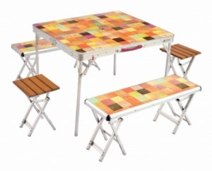 ふるさと納税のコールマン商品(テーブル)