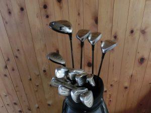 ふるさと納税のジョイメニィーゴルフクラブ フルセット
