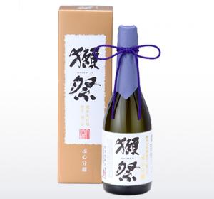 ふるさと納税の獺祭(純米大吟醸 磨き二割三分)