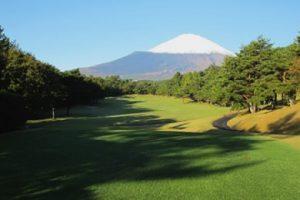 ふるさと納税の富士国際G・Cゴルフプレー利用券 1枚