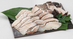ふるさと納税の五島産養殖クエ刺身&鍋セット