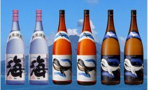 ふるさと納税の大隅半島産 大海酒造 6本セット