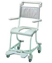 ふるさと納税のTOTO水廻り用車椅子4輪キャスタータイプ&シート