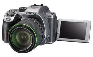 ふるさと納税のペンタックス一眼レフカメラ