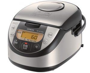 ふるさと納税の日立製炊飯器(RZ-XC10M)