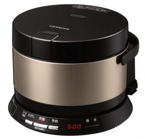 ふるさと納税の日立製炊飯器(RZ‐WS2M)