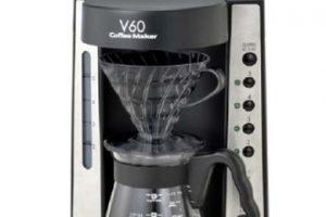 ふるさと納税のHARIOコーヒーメーカーV60 珈琲王 EVCM-5TB