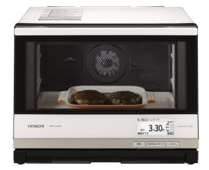 ふるさと納税の日立スチームオーブンレンジ(MRO-SV3000)