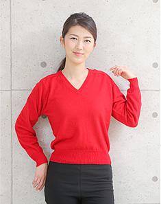 ふるさと納税のカシミアニットセーター