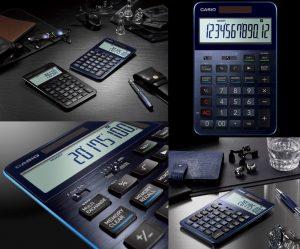 ふるさと納税で貰えるカシオのプレミアム電卓