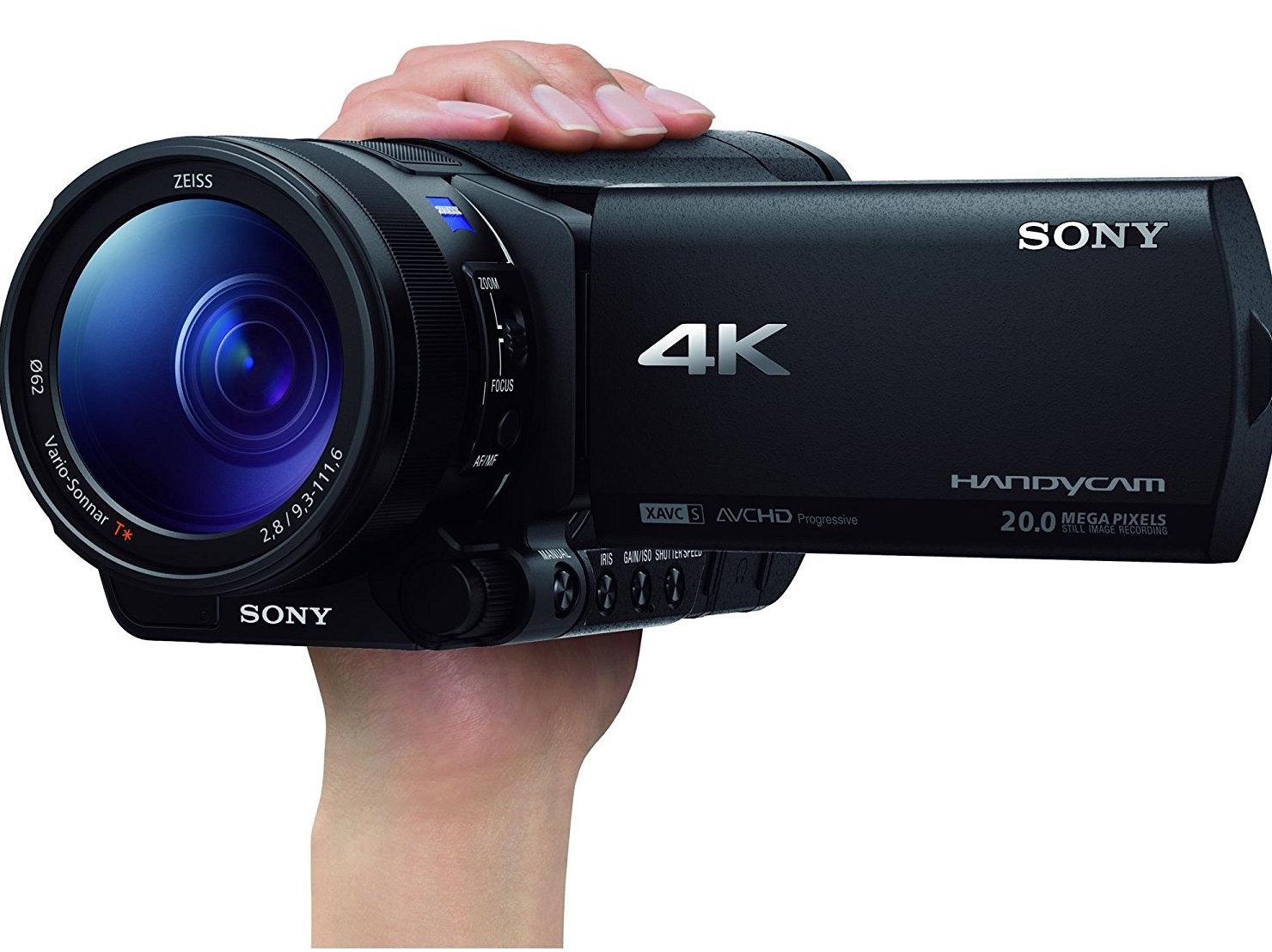ふるさと納税 ビデオカメラ ソニー