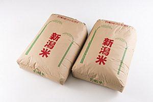 ふるさと納税で貰える岩船産コシヒカリ玄米の定期便