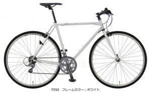 ふるさと納税で貰えるロードバイク(F550)