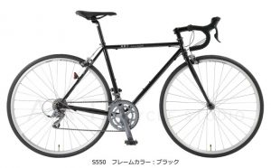 ふるさと納税で貰えるロードバイク(S550)