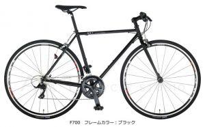 ふるさと納税で貰えるロードバイク(F700)