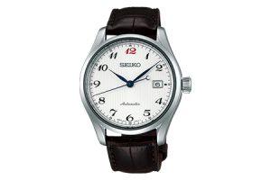 ふるさと納税で貰えるセイコーの腕時計(SARX041)