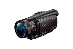 ふるさと納税で貰えるソニーのビデオカメラ(FDR-AX100)