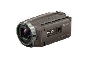 ふるさと納税で貰えるソニーのビデオカメラ(HDR-PJ680)