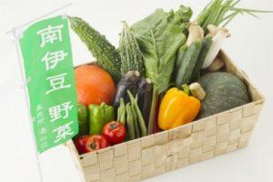 ふるさと納税で貰える野菜定期便(湯の花 季節の野菜セット1年分)