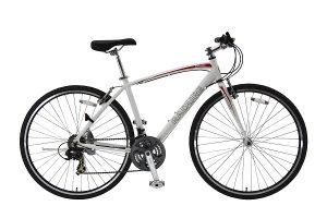 ふるさと納税で貰えるアルミクロスバイク ラドュール21段変速700C
