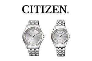 ふるさと納税で貰える高級時計(シチズン 電波時計ペアセット)