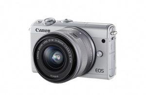 ふるさと納税で貰えるミラーレスカメラ EOS M100 レンズキット