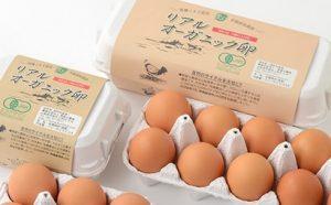 ふるさと納税で貰えるリアルオーガニック卵の定期便