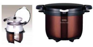 ふるさと納税で貰えるサーモスの鍋
