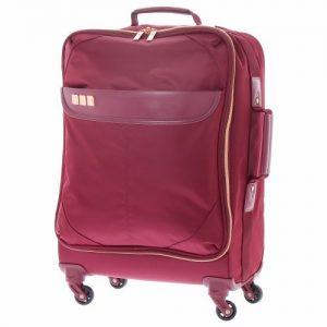 ふるさと納税で貰えるスーツケース(フライトワン AVIONETTE SANGRIA 19)