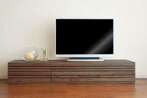 ふるさと納税で貰えるテレビ台(TVボード「アルモニア180L」)